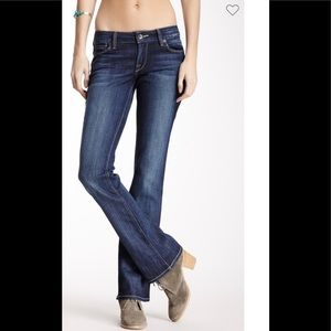 Lucky Brand Lola Slim Boot Jeans - 26 Regu…